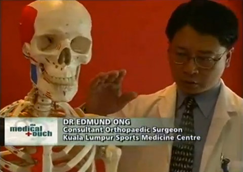 [Channel News Asia, Singapore] The Medical Touch (Bone Health) – Part 1