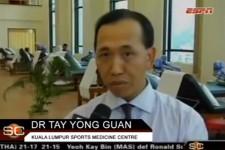 [ESPN] Sports Medicine in Malaysia