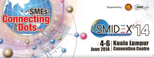[SMIDEX 2014] Most Innovative SME 2014