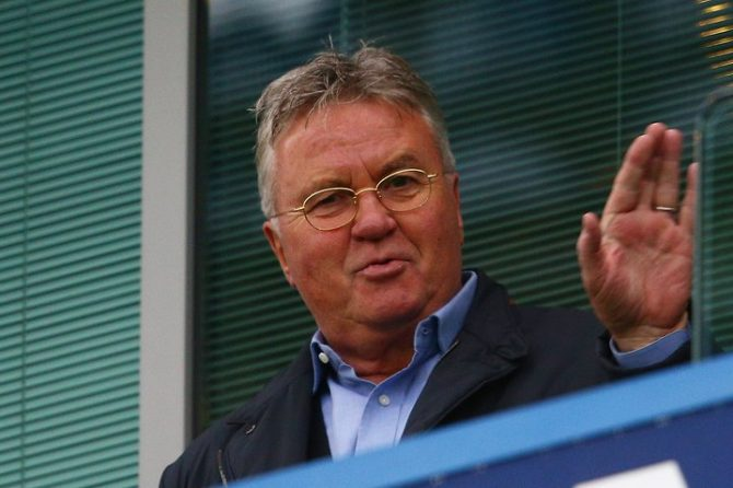 [The World Game]  Revolutionary stem cell surgery has Hiddink fit for Chelsea challenge